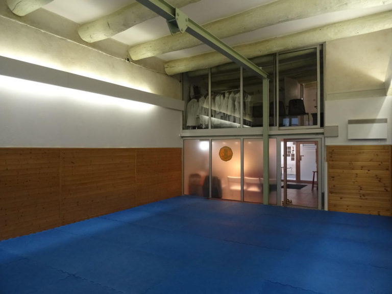 club de karate marseille